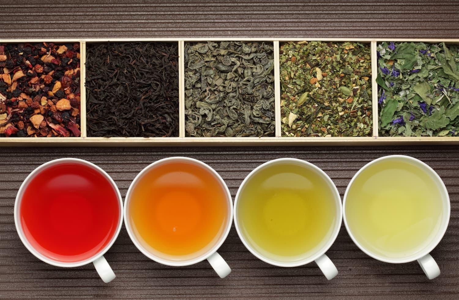 commerce équitable de thé